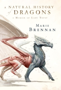 A Natural History of Dragons, by Marie BrennanArtwork by Todd Lockwood