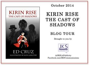 Kirin Rise Blog Tour