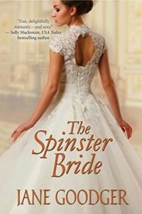 The Spinster Bride, by Jane Goodger (I do not own this image. Image by Lyrical Trade.)