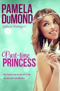part time princess cover