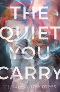 the quiet you carry