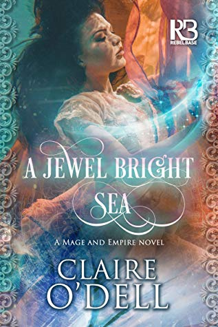 a jewel bright sea