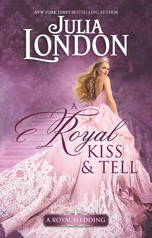 a royal kiss and tell
