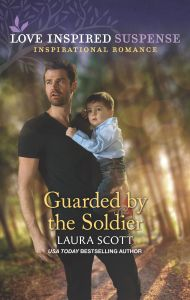 guarded by the soldier