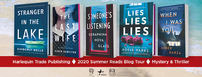 someone's listening blog tour